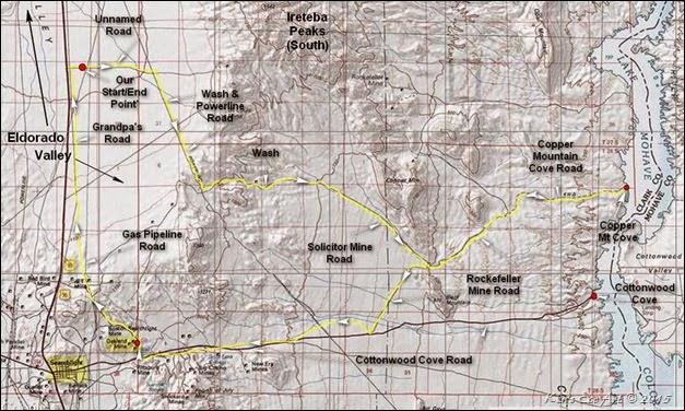 Eldorado Valley Ride-2
