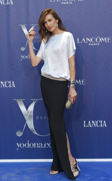 Nieves Alvarez Celebrities Attend Yo Dona
