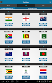 The ESPNcricinfo Cricket App Screenshot 22