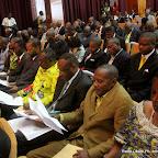 Des participants au forum des partis politique organisé par la Ceni le 8/9/2011 à Kinshasa. Radio Okapi/ Ph. John Bompengo