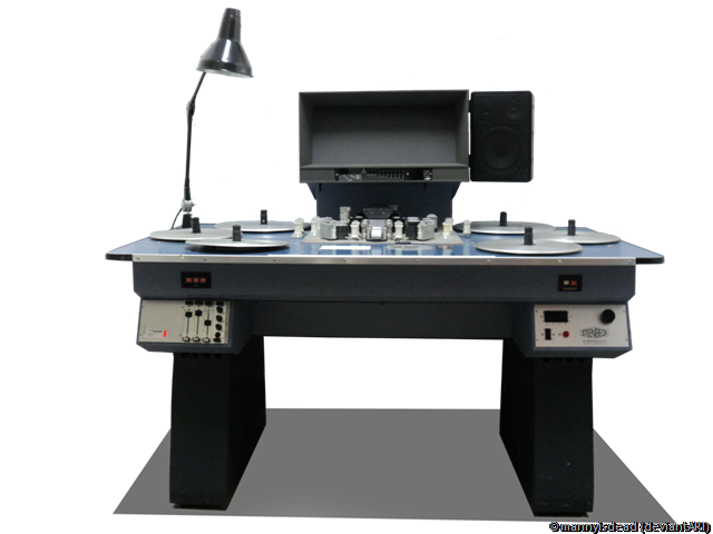 moviola_steenbeck__flatbed_editing_machine__png_by_mannyisdead-d7ayalx