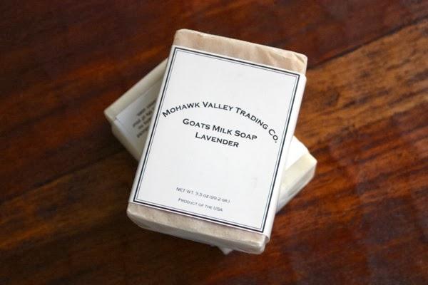 lavender goat soap