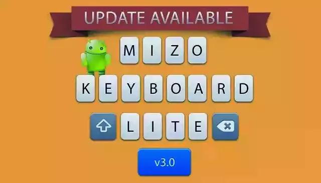 Mizo Android Keyboard v 3 - AndroidReaderMizo