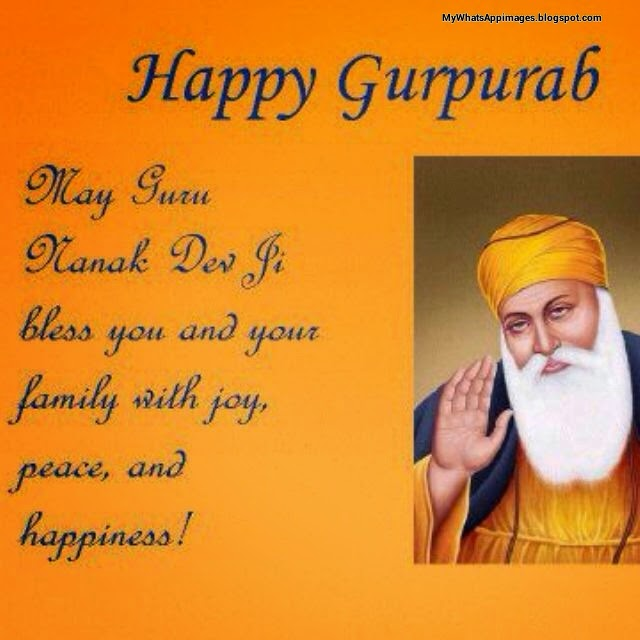 Happy Gurupurab