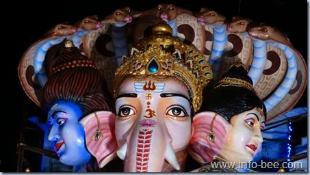 khairatabad ganesh festival photo 2014