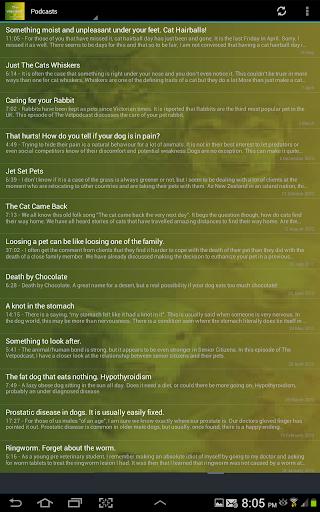 【免費醫療App】The Veterinary Podcast-APP點子