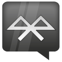 Bluetooth Net Chat logo