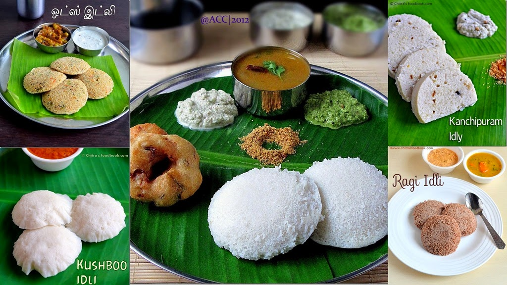 Idli recipes collection