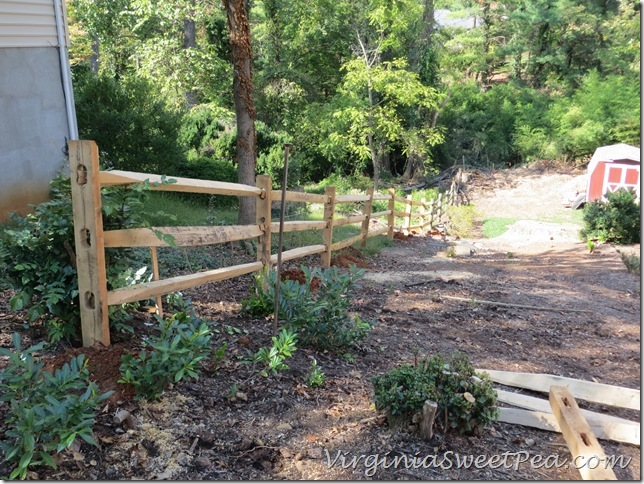 Building a Fence4