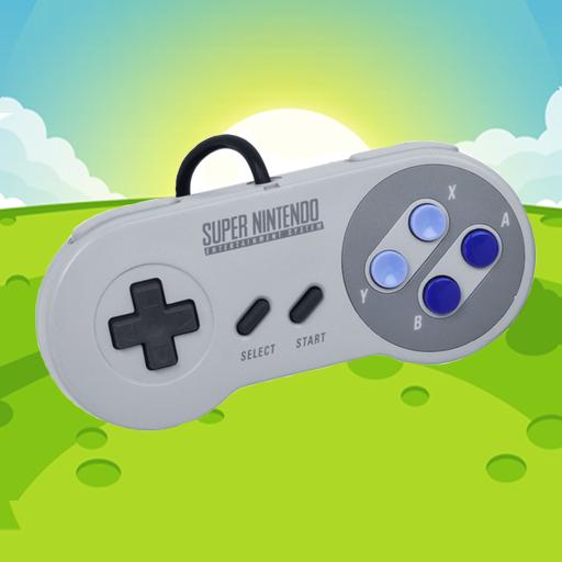 Emulator for SNES 動作 App LOGO-硬是要APP
