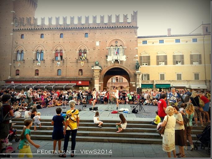 Ferrara Festival Buskers