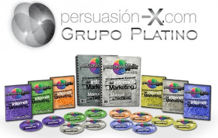 PERSUASIÓN-X [ Curso ] – El entrenamiento escencial para vender por internet, logrando que los clientes te arrebaten tus productos