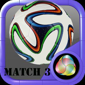 Brazuca Match 3 Game 休閒 App LOGO-APP試玩