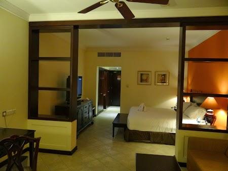 Camera - hotel Le Meridien