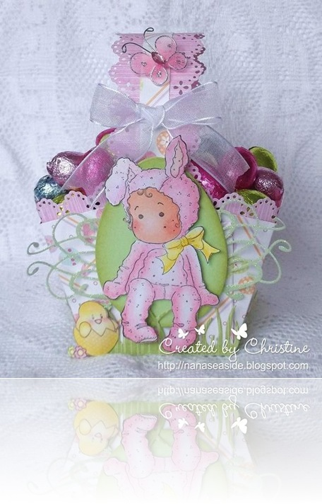 easter tilda basket