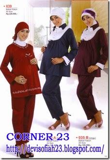 Model Pakaian Dinas Wanita Hamil 19
