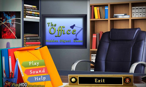 Office Free Hidden Object Game