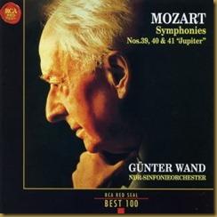Mozart 40 Wand