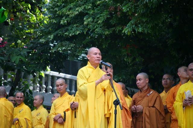 IMG 1888 Đại lễ Phật đản PL 2557 tại Tu viện Quảng Hương Già Lam