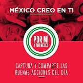 México creo en ti.