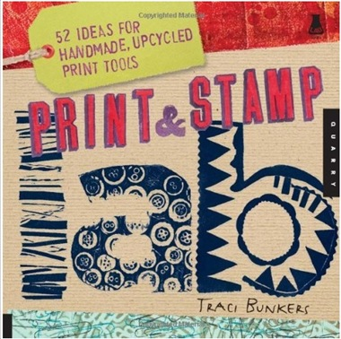 print and stamp lab cover