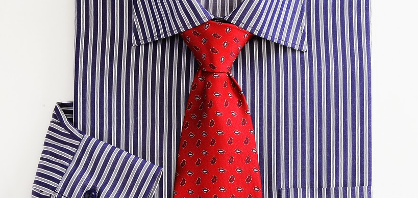 Consulting Image Smiths: Matching your shirt with tie