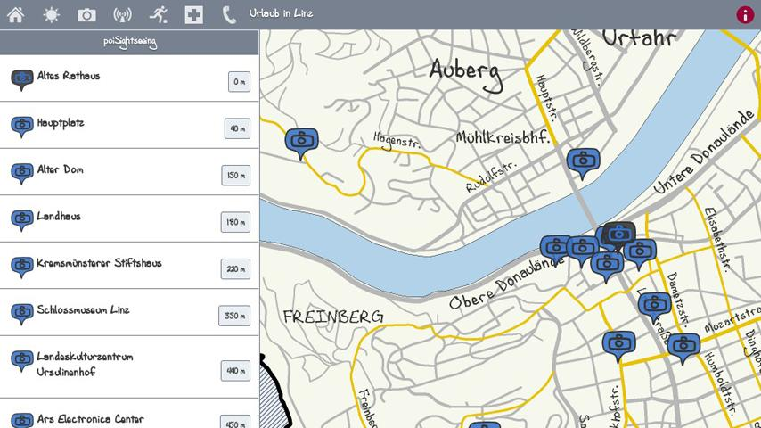 Vacation in Linz- screenshot