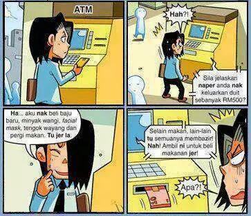 Sekadar ATM