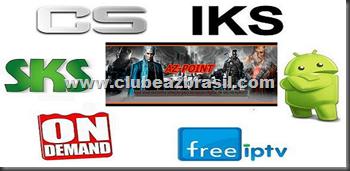 CS,IKS,SKA,IPTV
