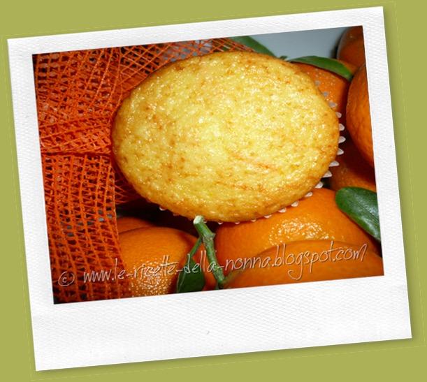 Muffin al profumo d'arancia (9)