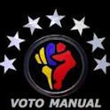 Venezuela 2013 CNE Traga Votos logo