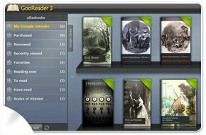 Google books reader