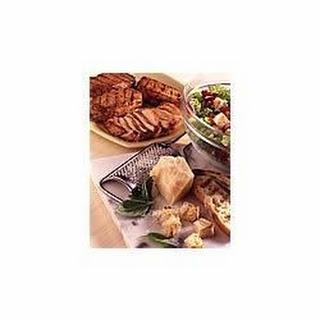 Grilled Pork Panzanella