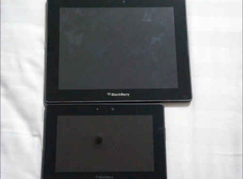 BlackBerry PlayBook de 10 pulgadas