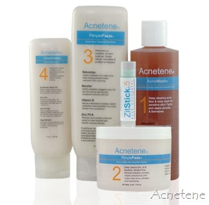 Acnetene Products