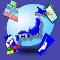 日本地理クエスト icon