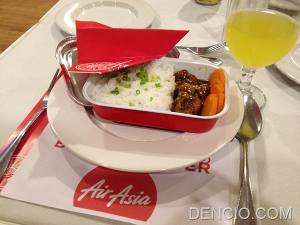 AirAsia Zest In Flight Meals Menu (7)