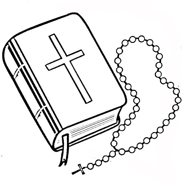 Bible Book Coloring Pages