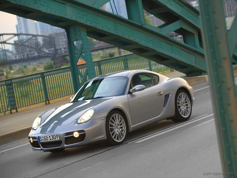 2006 porsche cayman s coupe specifications pictures prices. Black Bedroom Furniture Sets. Home Design Ideas