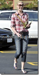 Katherine Heigl Aruna Seth Shoes N Booze
