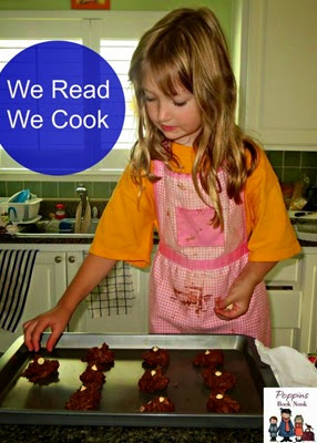 Books in the kitchen - best cookbooks for kids