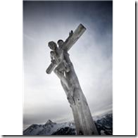 Jesus on cross