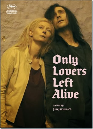 only lovers left alive poster 2