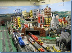 1840 Pennsylvania - Strasburg, PA - Railroad Museum of Pennsylvania - Railway Education Center lego display