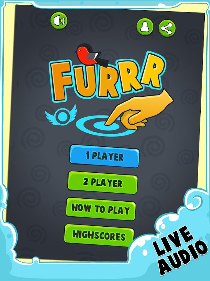 Furrr- screenshot