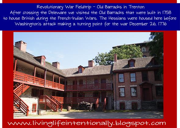 Crossing the Delaware & Battle of Trenton