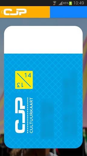 【免費生活App】CJP Cultuurkaart-APP點子