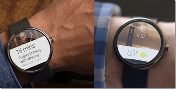 Google Announces Android Wear, Operating System