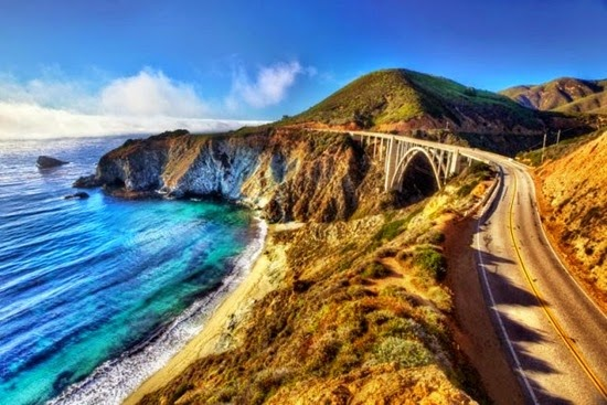 Highway-1-Big-Sur-Califórnia-EUA-