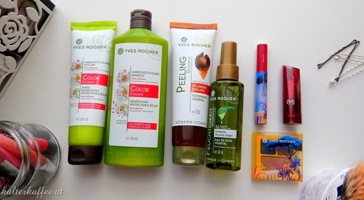 Yves Rocher Giveaway